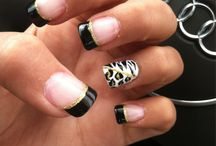 nails / by Alicia Amos