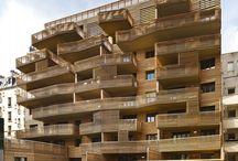Wooden exteriors