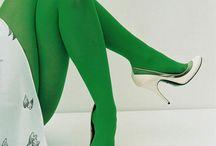 * mood board - green *