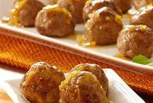 Recipes- Meatballs