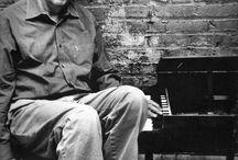 21 pics of Philip Glass