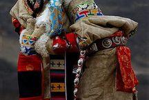 Peoples, ethnic, tibetans