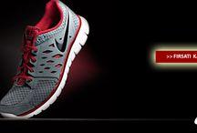 2015 Nike Erkek Modelleri / Air Max teknolojisi dinamik olarak tasarlanmıştır Darbelere karşı korumalı ve esnektir Yansıtıcı elemanları sayesinde düşük ışıkta görünürlüğü arttırır.