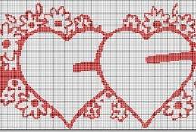haft krzyzykowy