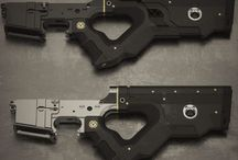 guns/blasters