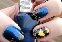 Nails, Nails, Nails / by Meagan Heid