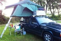 Camping at Meadow Lakes