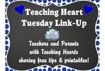 Tuesday Teaching Heart Linky Party!
