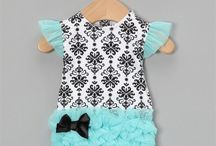 Baby clothes ideas