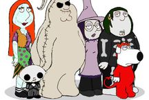 Family Guy / by Too Cool