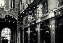 ..::Cities::.. / random cityscapes & city feelings / by Jennifer Eve Ann