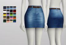 TS4 CC MM CLOTHES