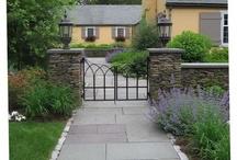 Garden Design & Pathway