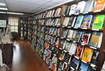 Inspiration: Mini Haunted Bookstore