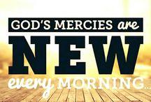Gods mercies