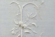Dreamy Embroidery and Monograms