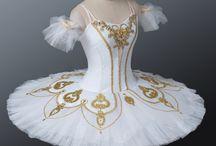 Ballet dresses