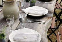 table settings / decor