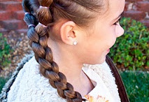 hairstyles / by Sara Maxwell