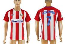 Billige Antoine Griezmann trøje / Køb Antoine Griezmann trøje,Billige Antoine Griezmann fodboldtrøjer,Antoine Griezmann hjemmebanetrøje/udebanetrøje/3. trøje udsalg med navn.