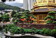 China / Lista de lugares para conhecer :)