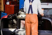 Jutland Pants / Classic, relaxed-fit, straight legged trousers designed to be ready for anything!