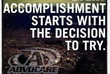 ADVOCARE / by Linsey Mayet