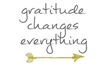 Grateful Quotes and Ideas / We all have so much to be thankful for in this world.