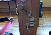 Förskola-Lärmiljöer inomhus