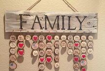 Anniversaires De La Famille