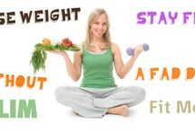 Slim Fit / This board will share some ideas how you can be slim and fit.