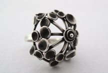 silver jewelry...