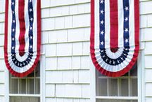 July 4th Celebrations  / Tips for celebrating the 4th of July  - from barbecue tips to planning a great party.