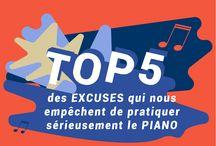 Astuces pour se remotiver à jouer du piano