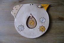 keramika Velikonoce jaro