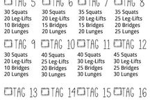30 Tage Challenges