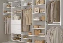 closets / by Cadogan Eldon
