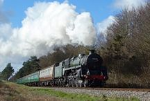 Railway Heritage in Hampshire / A guide to heritage railway attractions in Hampshire, including preserved steam trains and standard, narrow & miniature gauge railways. For both knowledgeable railway enthusiasts and those with a more casual interest.
