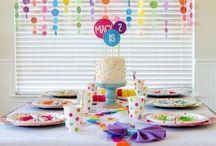 Детский день рождения декор