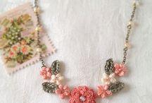 Heklete smykker