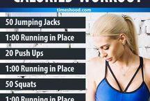 Workouts ♀️