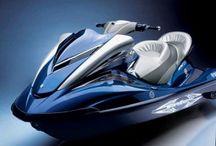 Skutery wodne Yamaha