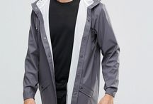 Men's Coats :: Raincoat (Asos) / Are you looking for coats for men? Find the best brands of raincoat like Asos, French Connection, Rains, Pull&Bear, Serge DeNimes, Columbia, Tokyo Laundry, HYMN...