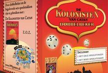Dobbelspel / http://www.kolonistenvancatan-shop.nl/dobbelspel/