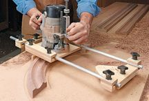 Brilliant for cutting boards at angles