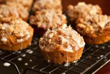 Foods- Muffins / by Rachael Krall