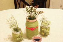 Recicla y decora / Decoración