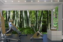 Salle fitness perso