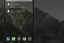 Android Homescreens / Android