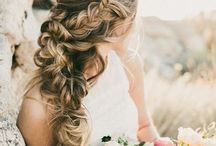 WEDDING // HAIR + MAKE-UP.